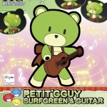 Petitgguy Surf Green & Guitar (HGPG)