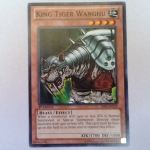 BP01-EN129 : King Tiger Wanghu (Common) - Used