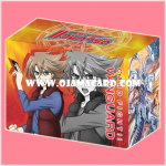 VG Fighter's Clear Deck Holder Collection Vol.01 : Toshiki Kai & Perdition Dragon, Vortex Dragonewt 95% - No Promo + Box Only