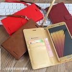 (487-004)เคสมือถือซัมซุง Case Samsung Galaxy Note7 เคสสมุดเปิดข้าง GoosPery สไตล์คลาสสิค