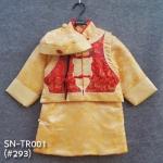 SN-TR001 เสื้อ + เดรส + หมวก (80-120)