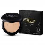 Rebecca Smooth silky powder spf 18 pa++ แป้ง รีเบคก้า ส่งฟรี EMS