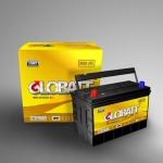 แบตเตอรี่ดีพไซเคิล ( Battery Deep cycle ) 32Ah 12V GLOBATT ( Pace )