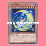 DBLE-JP011 : Lunalight Blue Cat / Moonlight Blue Cat (Normal Parallel Rare)