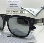 ic berlin model iba 001 gun metal <Limited Edition> ปรอทเงิน