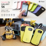 iFace : Sensation Case Original Authentic Anti-Shock Cover For Samsung Galaxy S6