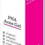 PHA Acne Gel ดูแลปัญหาสิวอักเสบ รอยดำจากสิว (15ก.)