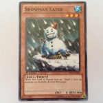 BP01-EN064 : Snowman Eater (Common) - Used