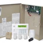 สัญญาณกันขโมย Honeywell VISTA 20P ชุด Wireless Standard