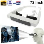 Video Glasses HD 82 inch