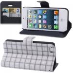 Case เคส Straw Mat iPhone 5 (Grey)