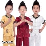SN-ON001 เสื้อแขนยาว + กางเกง (80-150)