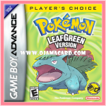 Pokémon LeafGreen Version for Nintendo Game Boy Advance Game Cartridge Only (US) 90%