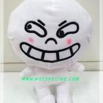 ตุ๊กตา Line ขนาด 30 cm แบบ 1 (ซื้อ 3 ตัว เหลือตัวละ 250 บาท คละลายได้)