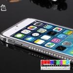 (พร้อมส่ง)เคสมือถือไอโฟน case iphone 6/6s บัมเปอร์กรอบเพชร rhinestone