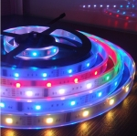 ไฟเส้น LED Strip 5050 30LED/m IP65 Dream Color