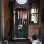 นาฬิกาmautheตั้งพื้น3ถ่วง รหัส8859fc