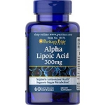 Puritan's PrideAlpha Lipoic Acid 300 mg 60 softgel