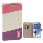 Case Horizontal Flip Case Samsung Galaxy S 3 III