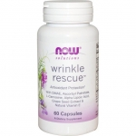 Now Food,wrinkle rescue 60 capsules