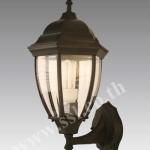 โคมไฟผนังนอกบ้าน SL-10-5018W-BK-M