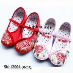 SN12001 รองเท้าจีน (ไซส์ 22-36)