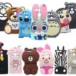 (006-036)เคสมือถือ Case Huawei P9 เคสนิ่มการ์ตูน 3D น่ารักๆ ยอดฮิต