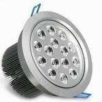 LED Downlight 15W - กลม