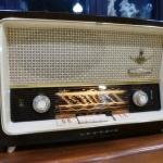 วิทยุหลอด grundig 3059 ปี 1959 รหัส31259tr2