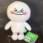 ตุ๊กตาไลน์มูน Line Moon ขนาด 25 cm