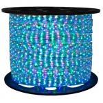 ไฟสายยาง LED Rope light 5050 แบบแบน RGB