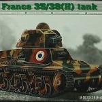 1/35 France 35/38(H) Tank [Trumpeter]