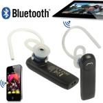 Bluetooth Headset (BH-219) Black สนับสนุนการใช้งานได้พร้อมกัน 2 เครื่อง