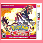 Pokémon Omega Ruby for Nintendo 3DS (US)