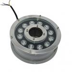ไฟใต้น้ำ LED Underwater 12W แบบวงแหวน น้ำพุ