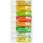 Sierra Bees, Organic Lip Balms, Variety Pack, 8 Pack