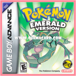 Pokémon Emerald Version for Nintendo Game Boy Advance (US)