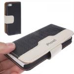 Case เคส Straw Mat iPhone 5 (Black)