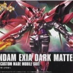 HGBF 1/144 Gundam Exia Dark Matter