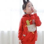 ชุดเสื้อเด็ก+ พร้อมกางเกงน่ารัก อายุ 1-5 ปี มีไซร์ 100,110, 120, 130,140