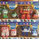 TY-0012 Robocar Poli Transforming - Deluxe / หน่วยกู้ภัยผู้พิทักษ์