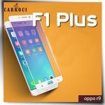 (039-096)ฟิล์มกระจก OPPO F1 Plus (R9) รุ่นปรับปรุงนิรภัยเมมเบรนกันรอยขูดขีดกันน้ำกันรอยนิ้วมือ 9H HD 2.5D