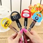 ปากกากุญแจรถ เก๋ๆ (ซื้อ 12 ชิ้น ราคาส่ง 20 บาท/ชิ้น)