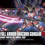 Full Armor Unicorn Gundam (Destroy ModeRed Color Ver.)