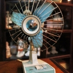 พัดลมwestinghoues mini table fan รหัส201058tf