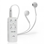 Bluedio i4 Bluetooth V3.0 A2DP AVRCP HSP (White)