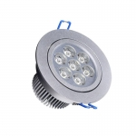 LED Downlight 7W - กลม