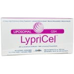 LypriCel, Liposomal GSH, 30 Packets, 0.2 fl oz (5.4 ml) Each