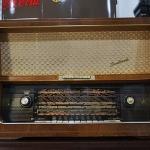 วิทยุหลอดstardivari ปี1957 รหัส121059st