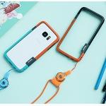 (439-020)เคสมือถือซัมซุง Case Samsung S7 Edge เคสบัมเปอร์สองชิ้นนิ่ม+PC สไตล์ทูโทนสวยๆ น่ารักๆ